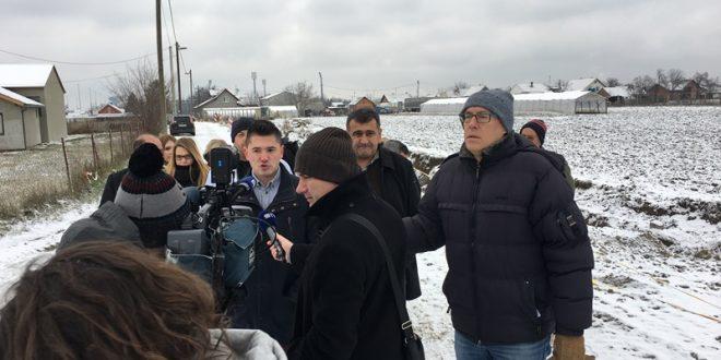 """HSS Osijek: """"Kad će izgradnja obećane ceste u južnom Stadionskom naselju?"""""""