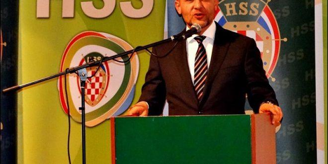 Zvonko Pongrac nastavlja voditi HSS Osječko-baranjske županije