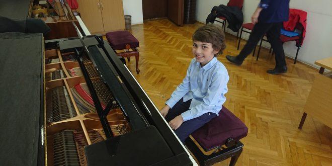 Uspješan tjedan iza polaznika Osnovne glazbene škole koja djeluje pri OŠ IGK