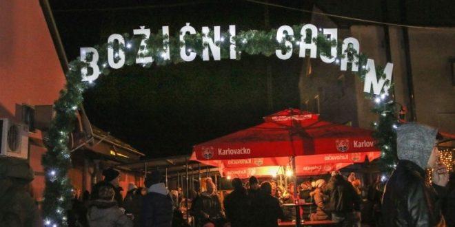 Božićni sajam u Semeljcima