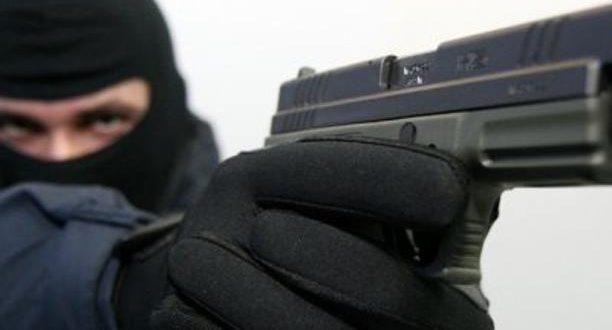 Orobio trgovkinju prijetivši joj pištoljem
