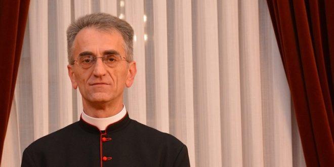 Biskupsko ređenje monsr. Ivana Ćurića