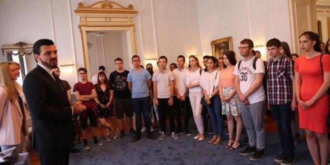 Najbolji učenici u Osječko baranjskoj županiji