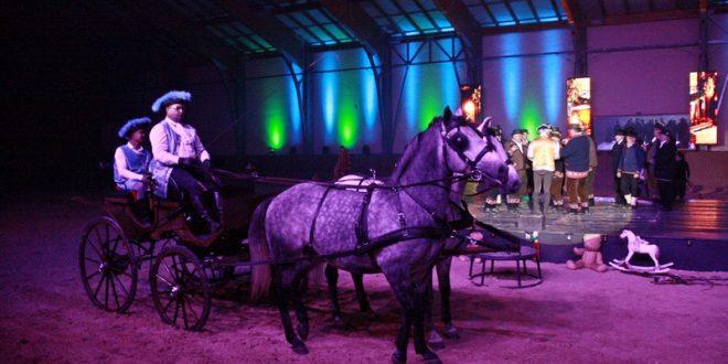 Novi konjički spektakl