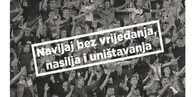 Pojačan nadzor za vrijeme utakmice Osijek-Hajduk