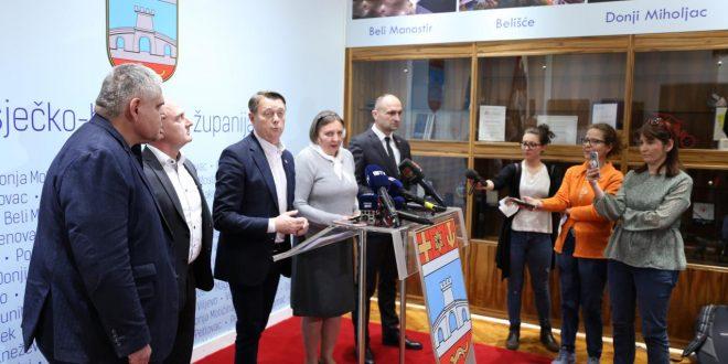 Na području Osječko-baranjske županije za sada nema oboljelih od koronavirusa