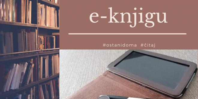 Gradska knjižnica i čitaonica Đakovo: posudi e-knjigu