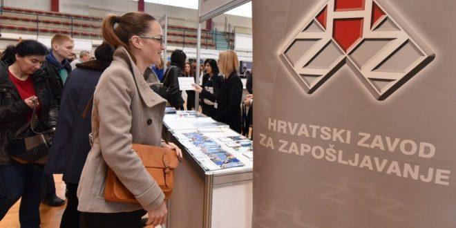 Rast nezaposlenosti zabilježen je na cijelom području Osječko-baranjske županije.
