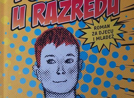 Nova knjiga Ivane Ćurić o zgodama i nezgodama u jednom razredu