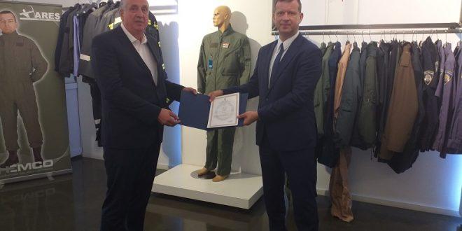 Tvrtki Hemco uručen NATO certifikat