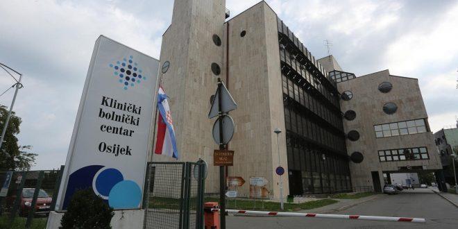 Četiri novooboljele osobe, tri s područja Osijeka, jedna iz Belog Manastira