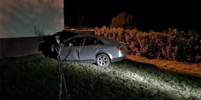 Četvero mladih poginulo u prometnoj nesreći kod Vinkovaca