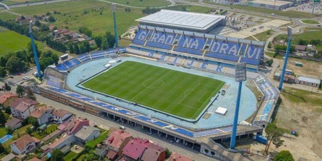 Subotnja utakmica u Osijeku uz navijače