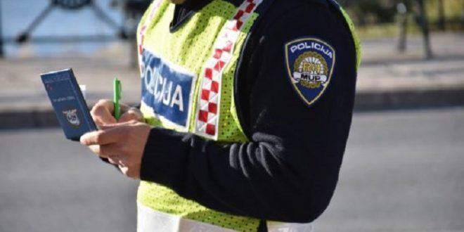 Đakovo: Alkoholiziran i bez vozačke prouzročio prometnu nesreću  pa pobjegao s mjesta događaja