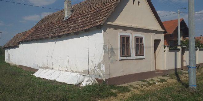 Baka Janja iz Budrovaca moli za pomoć u sanaciji kuće oštećene pri postavljanju kanalizacije