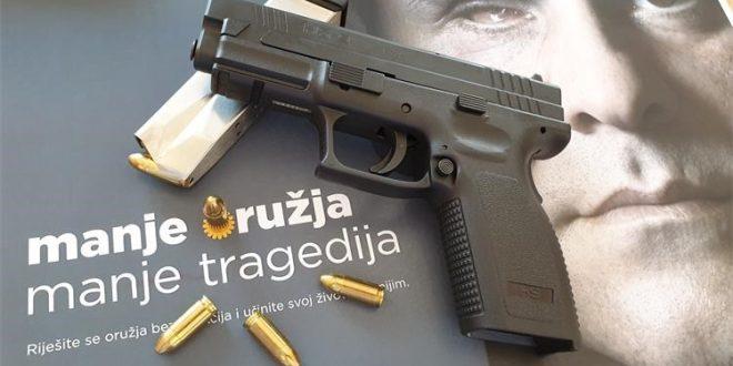 Kuševčanin posjedovao zračne puške bez dozvole