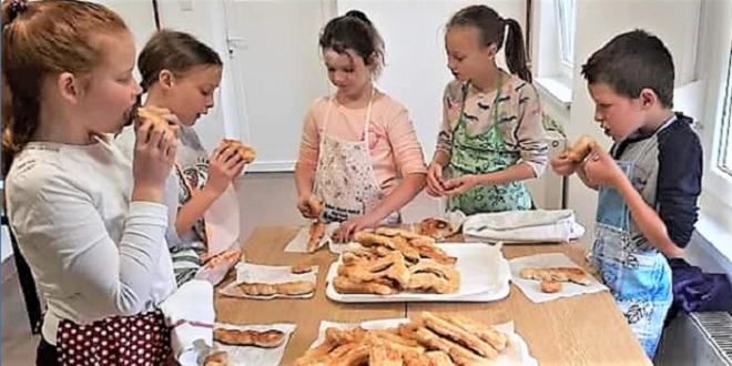 Jurjevac Punitovački: Učenici obilježili Dane kruha