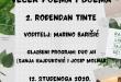 "Klub Tinta: ""Večer poema i boema"""