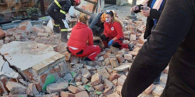 Zbog potresa koji je pogodio petrinjsko područje, povećane potrebe za svježom krvi