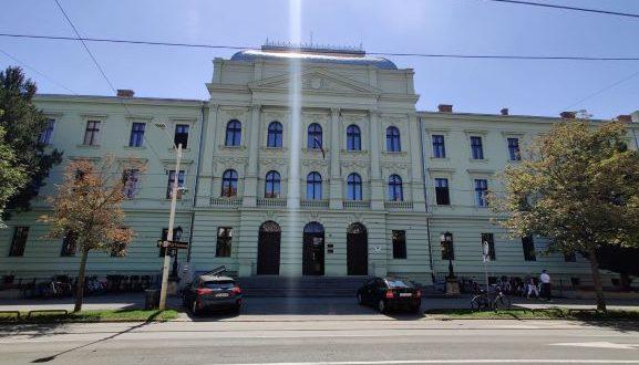 Lažna dojava o postavljenoj bombi u osječkom Županijskom sudu