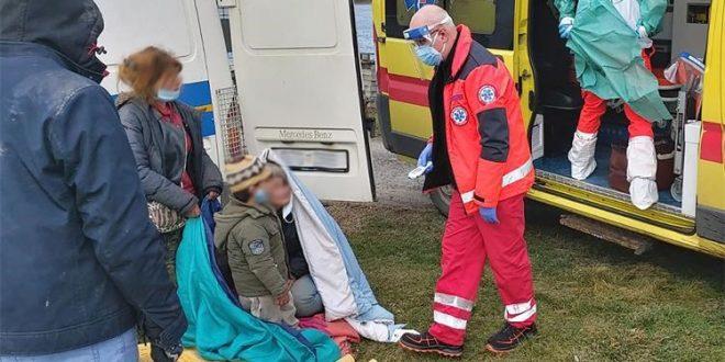 Policija spasila migrante, među njima i dvoje djece