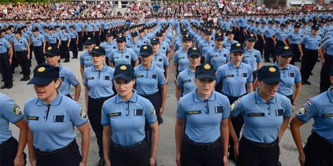 Raspisan natječaj za policajke i policajce