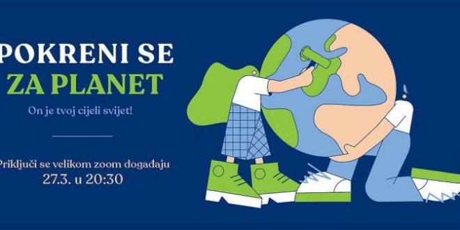 Sat za planet Zemlju