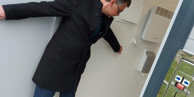 Salamon: Javni WC košta 400 tisuća kuna, a kuća zamjenika gradonačelnika  procijenjena na 600 tisuća?!