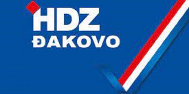 Marin Mandarić HDZ-ov kandidat za gradonačelnika Đakova