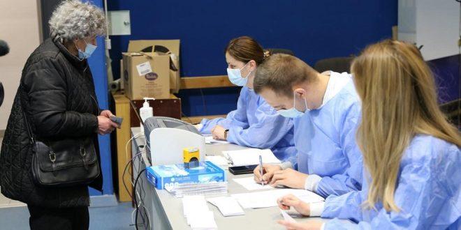 U Osječko-baranjskoj županiji započela treća faza cijepljenja