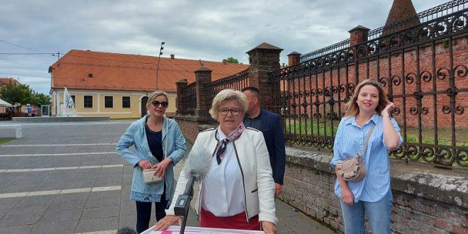 Mirjana Adrić pozvala građane da izađu na izbore i zaokruže broj 2