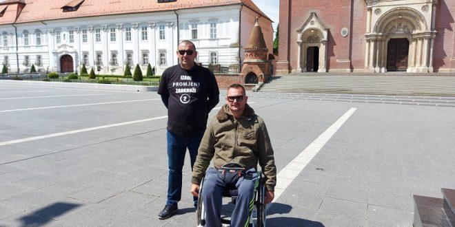 Ivan Gašpar: Što je Grad do sada napravio za invalide?