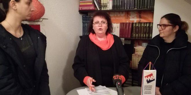 Ženska inicijativa HNS-a Đakovo: Promijenimo isključivost koja je vladala protekle četiri godine!