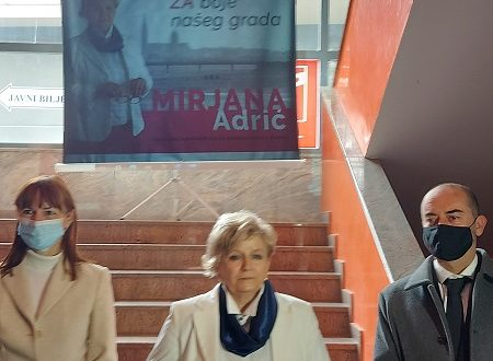"Mirjana Adrić: ""Đakovo je grad bez komunikacije"""