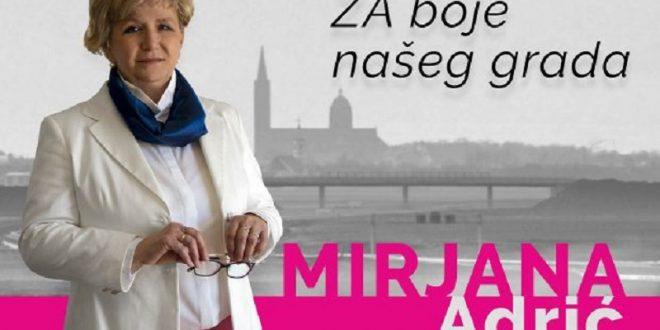 Mirjana Adrić građanima čestitala Praznik rada