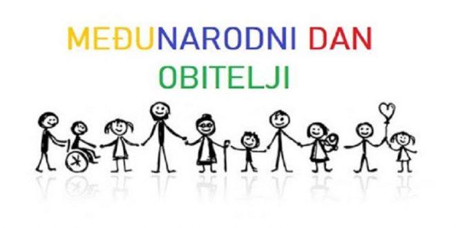Danas se obilježava Međunarodni dan obitelji