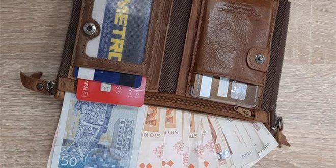 Policija uhvatila 18-godišnju kradljivicu novčanika