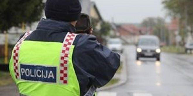 Akcija mreže prometnih policija Europe ROADPOL od 11. do 17. listopada 2021.