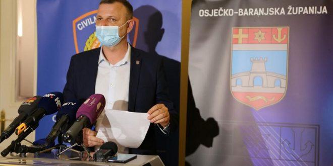OBŽ: U zadnjem tjednu cijepljeno 12.000 osoba, nastavlja se cijepljenje bez prethodne najave