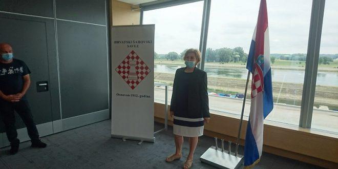 Ekipno prvenstvo Hrvatske za žene u ubrzanom šahu