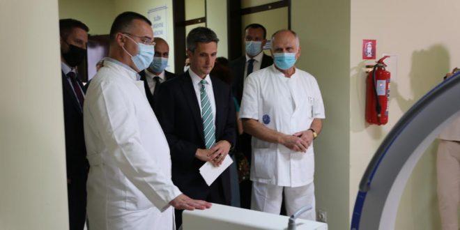Vrijedne donacije američkog Veleposlanstva KBC-u u Osijeku i Regionalnom centru veterana