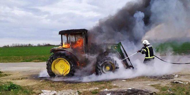 Habjanovci: Zbog požara šteta 90 000 kuna
