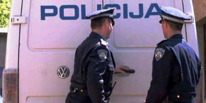 Provalnik ukrao motornu pilu i perilicu rublja