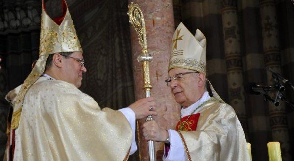 Dvadeseta obljetnica ređenja nadbiskupa đakovačko-osječkog Đure Hranića