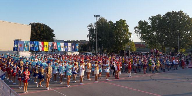 24. Državno prvenstvo mažoretkinja Republike Hrvatske: Đakovačke mažoretkinje osvojile zapažene rezultate