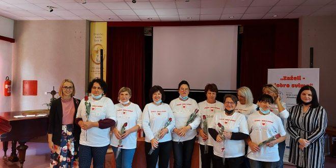 """Centar """"Amadea"""": Održana završna konferencija projekta """"Zaželi – dobro svima"""""""