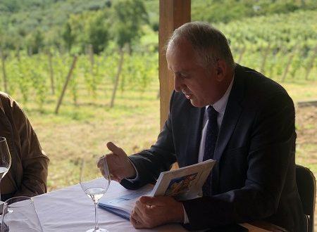"""""""Kultura uživo"""": Mirko Ćurić postao član Slavenske pjesničke akademije"""