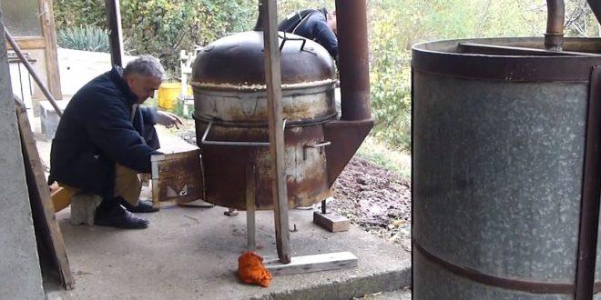 Satnica Đakovačka: Ukrao kotlove za pečenje rakije