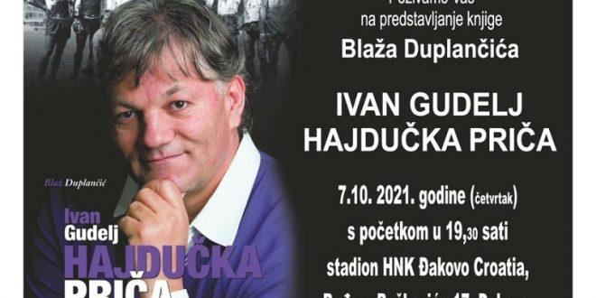 """Promocija knjige """"Ivan Gudelj – Hajdučka priča"""""""