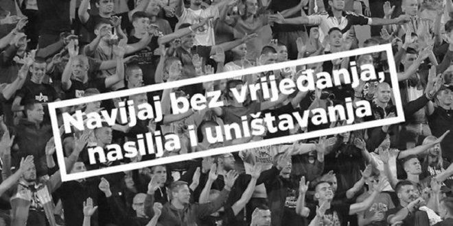 Tijekom utakice Hrvatska-Slovačka uhićena tri navijača